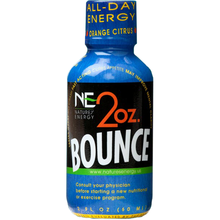 2oz bounce healthy energy shot