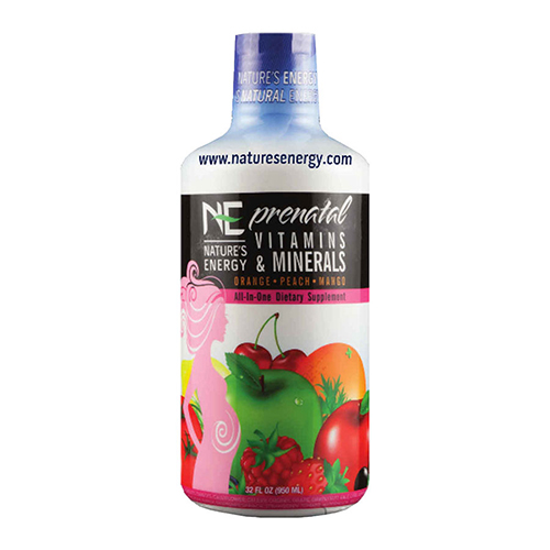 Vitamins For Energy >> Prenatal Vitamins Minerals